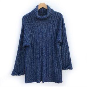 CAROLE LITTLE SPORT Chucky Turtle Neck Sweater